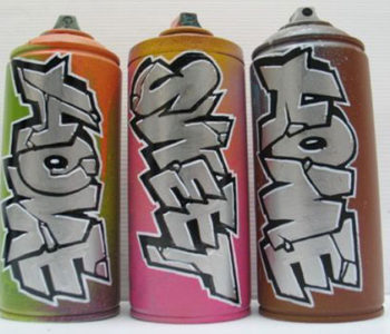 Graffiti creativity