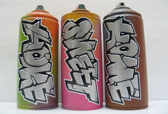 Graffiti creativity